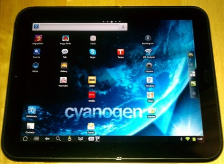 How to install android 4. 0 or later on the hp touchpad.