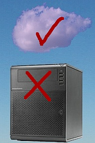 Cloud or Small Business Server